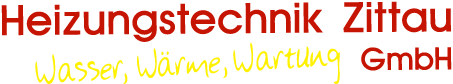 Logo der Heizungstechnik Zittau GmbH'